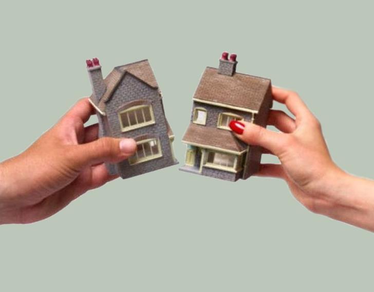 Проект разделения квартир
