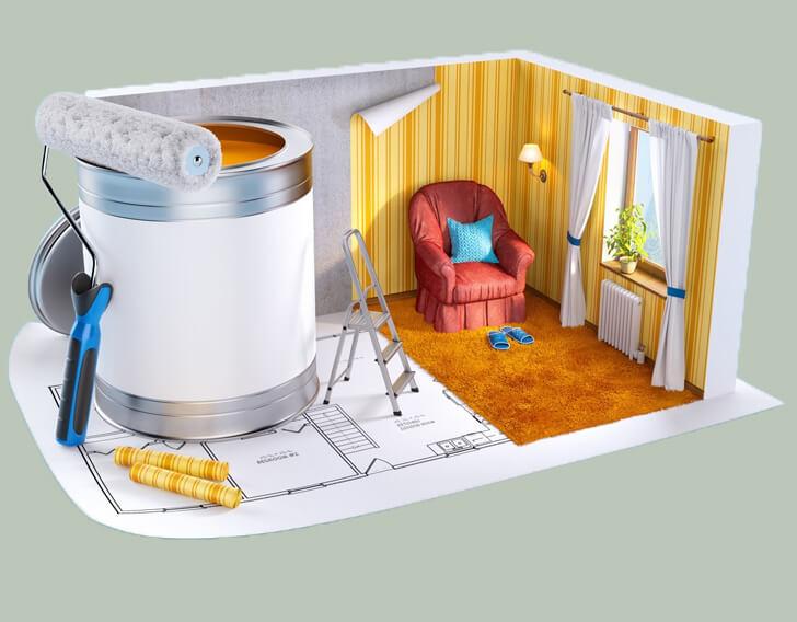 Ремонт и отделка квартир и новостроек