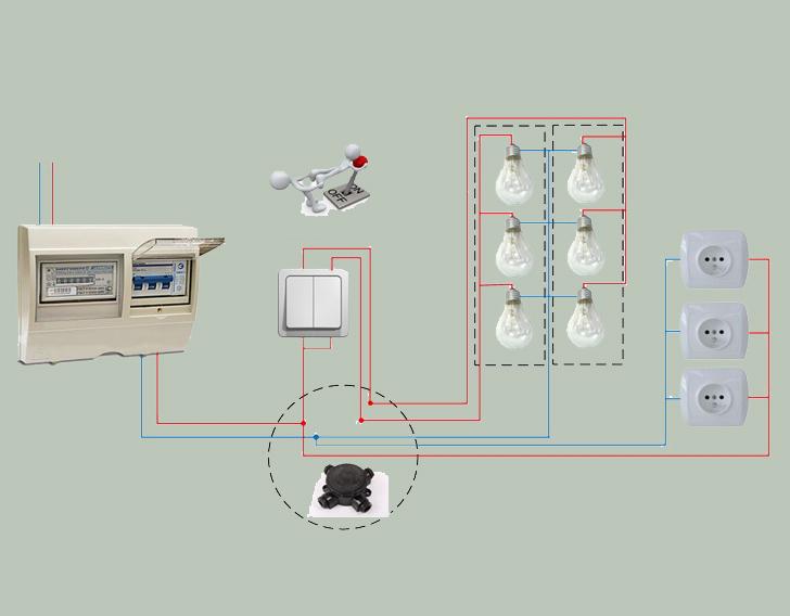 Проектирование системы электрооборудования