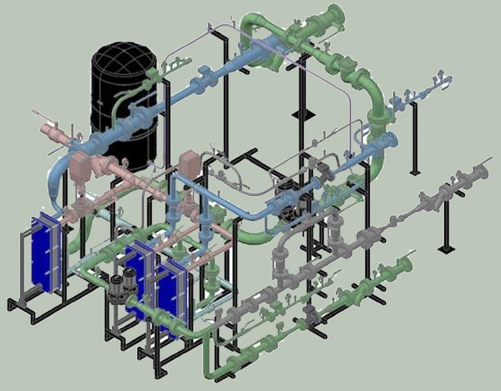 Проектирование инженерных систем, сетей и коммуникаций