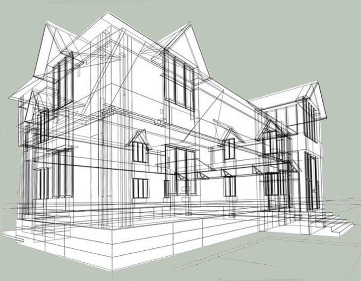 Архитектурное проектирование зданий и помещений